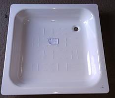 Поддон стальной 90х90 Koller Pool квадратный