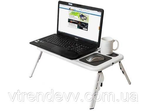 Столик для ноутбука с охлаждением E-TABLE 02