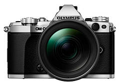 Цифровая камера Olympus E-M5 mark II 14-150 II Kit + HLD-8 + BLN-1 black