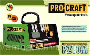 Инверторное зарядное устройство ProCraft PZ10М