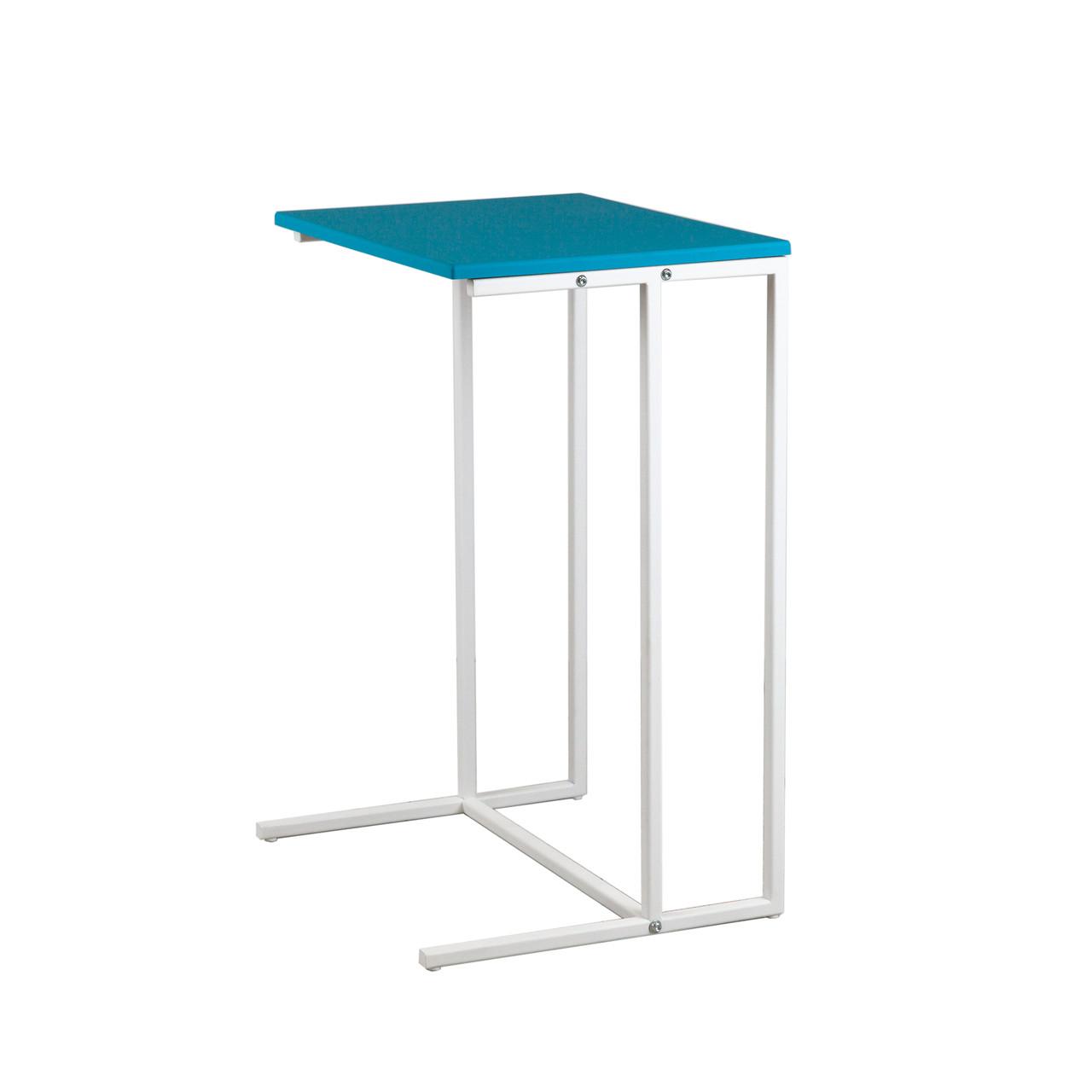 Стол приставной для предметов комфорта и IT-техники Commus Comfort A440 mint/white