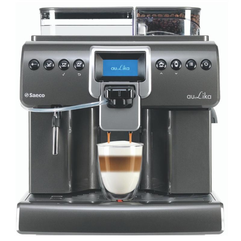 Кофемашина автоматическая профессиональная для дома, офиса и кафе Saeco Aulika Focus 10005231 RI9843/01