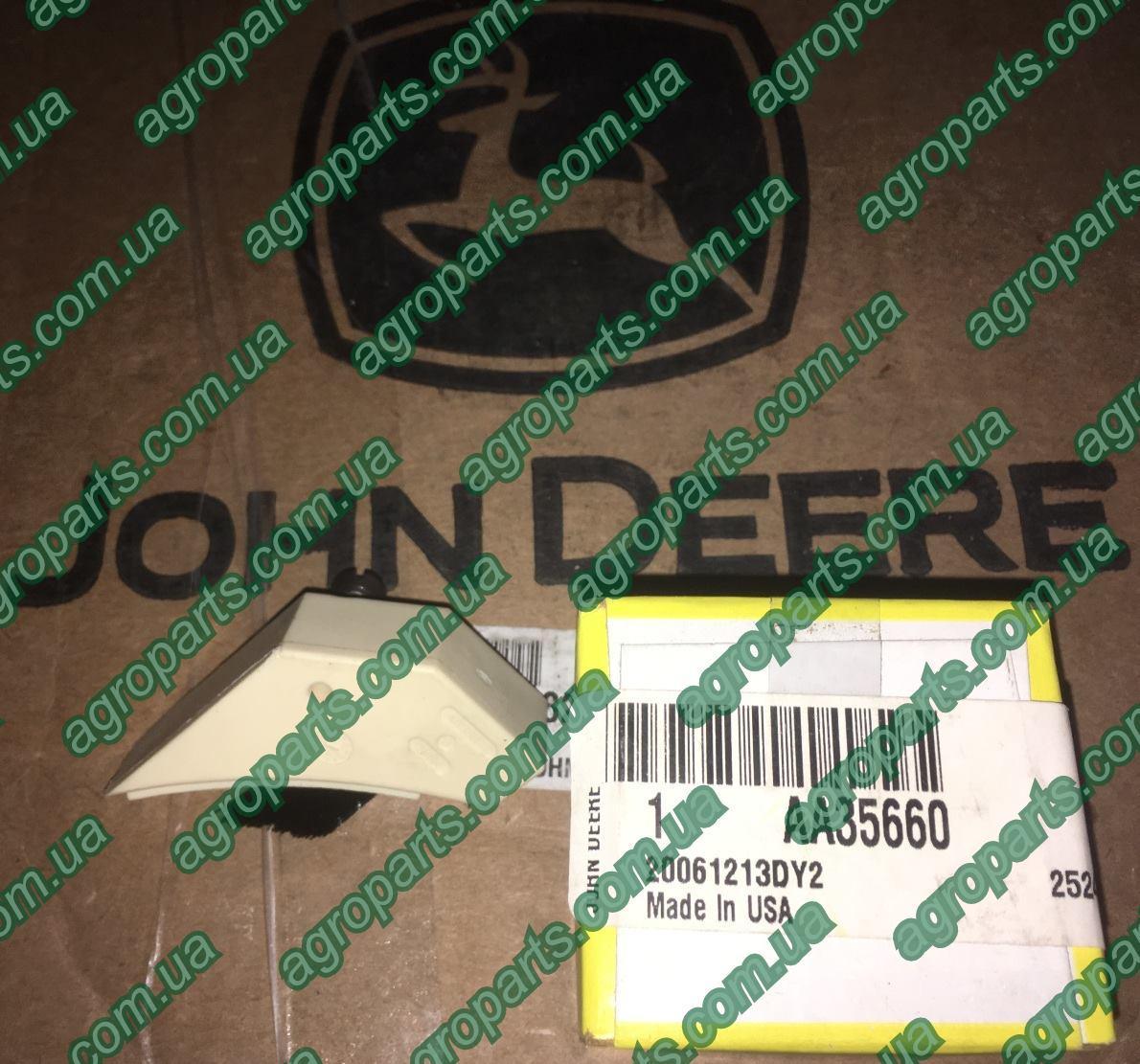 Щетка AA35660 John Deere Brush 343052 чистик семян ga2020 сбрасыватель AA38077