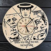Часы настенные из дерева «11.22.63», фото 1