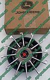 Щетка AA35660 John Deere Brush 343052 чистик семян ga2020 сбрасыватель AA38077, фото 3
