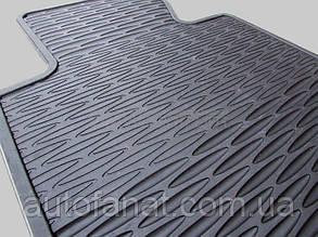 Оригинальные передние коврики салона BMW 3 (E46) (82559408540)