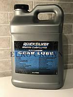 Масло трансмиссионное Quicksilver Premium Gear Lube 2.5 Gl 10L 92-858059QB1