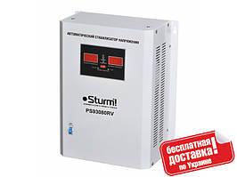 Стабилизатор напряжения релейный Sturm 8000 ВA настен PS93080RV