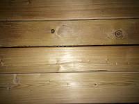Палубная доска 27х140 Сибирская Лиственница от поставщика Сорт С, фото 1