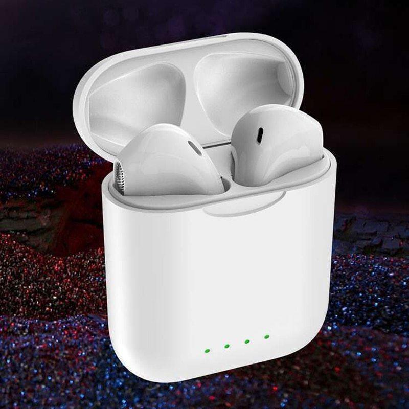 Беспроводные сенсорные наушники TWS i88  копия airpods