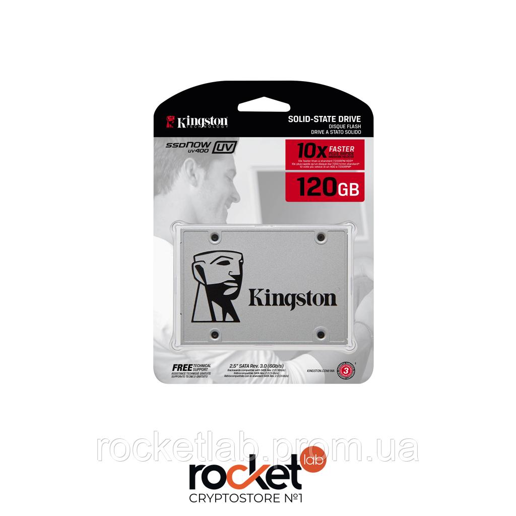 """Накопитель SSD 2.5"""" 120GB Kingston (SA400S37/120G)"""