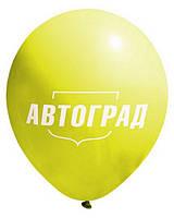 Печать на воздушных шарах Киев