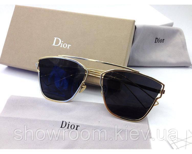 Женские модные солнцезащитные очки  (0204)