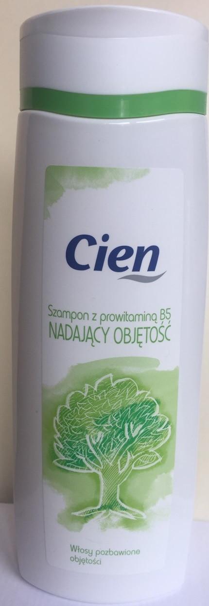 Шампунь для волос Cien Provitamin Volume & Style, 300 мл 300мл