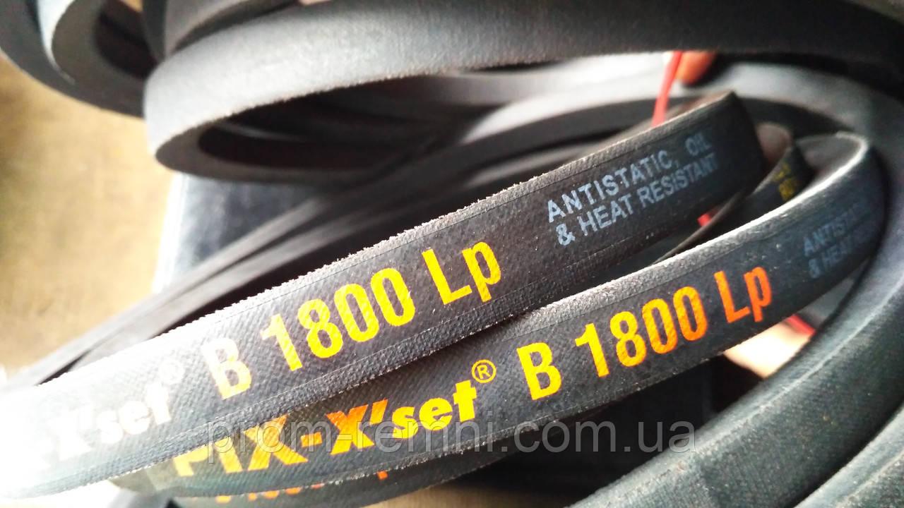 Клиновой ремень B(Б) 1800 PIX, 1800 mm
