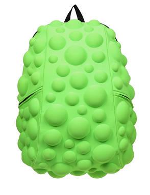 Рюкзак MadPax Bubble Full цвет Neon Green (зеленый неон), фото 2