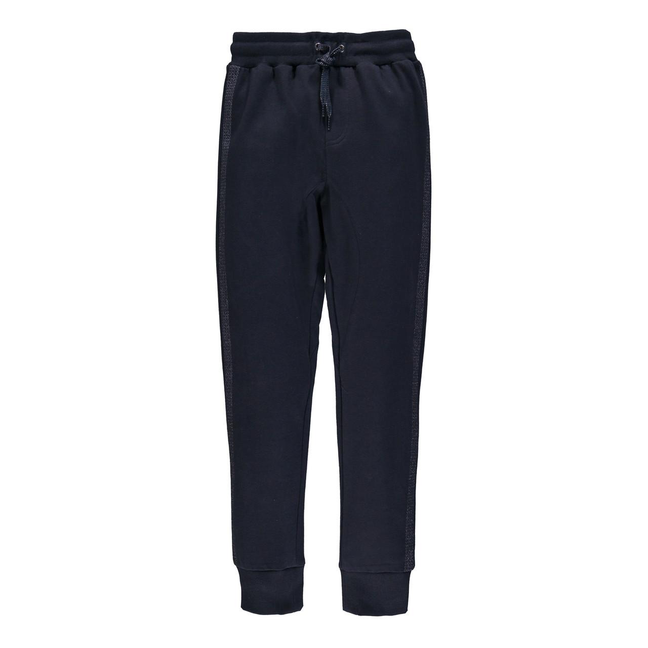 Спортивные  брюки для девочки  Mek (р. 140-164)  191MIBM001-288 синие