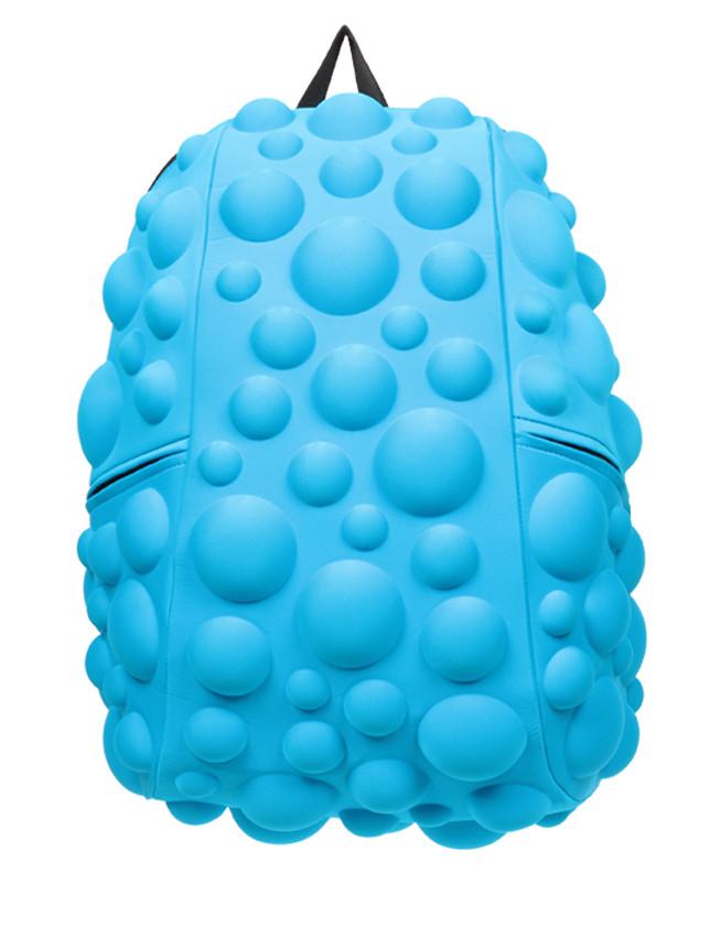 Рюкзак MdPax Bubble Full цвет Neon Aqua (голубой неон)
