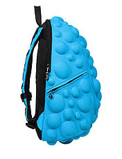 Рюкзак MdPax Bubble Full цвет Neon Aqua (голубой неон), фото 3