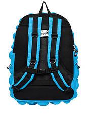 Рюкзак MdPax Bubble Full цвет Neon Aqua (голубой неон), фото 2