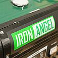 Генератор Iron Angel EG 8000 E, фото 7