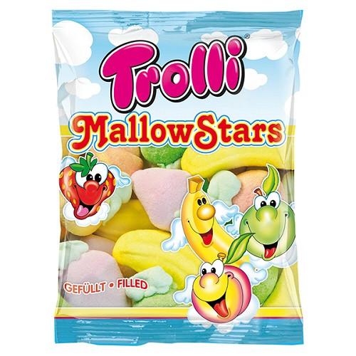 Жевательные конфеты Trolli Mallow Stars 150 г
