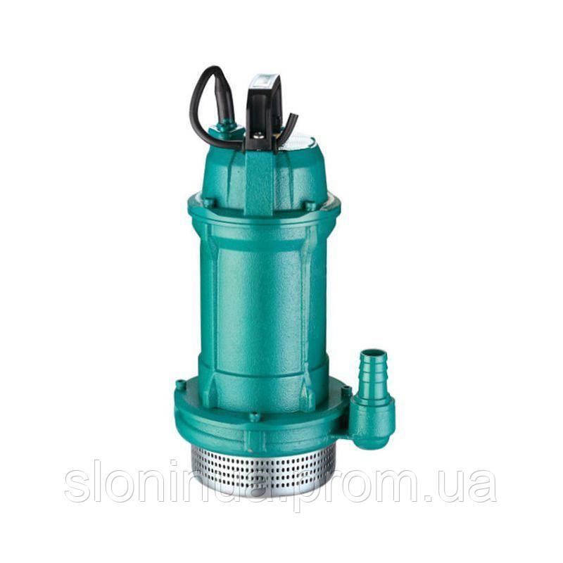 Дренажный насос с «сухим» двигателем SHIMGE QDX 10-16-0.75L для чистой воды