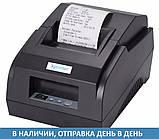 Принтер чеков для магазина Xprinter XP58 IIL, фото 2