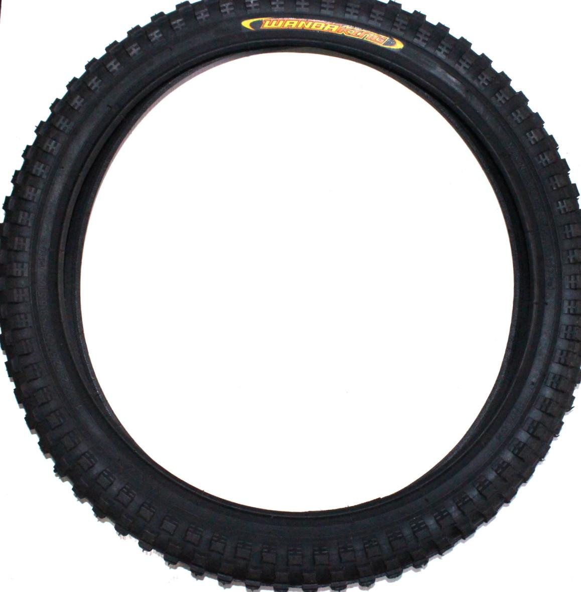 Вело-покрышка (шина) 20*1.75 WANDA 18*2.125