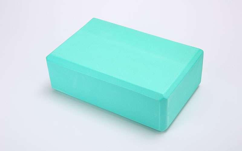 Блок для йоги SP-Planeta FI-5951 (EVA 100гр, р-р 23x15,5х8см, кольори в асортименті) Z