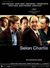 DVD-диск Як говорить Чарлі (Б. Мажимель) (Франція, 2006)