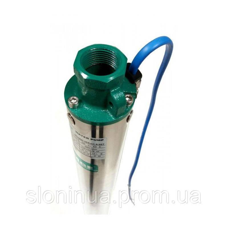 Скважинный центробежный насос SHIMGE 3 SEm 1,8/20T с кабелем питания