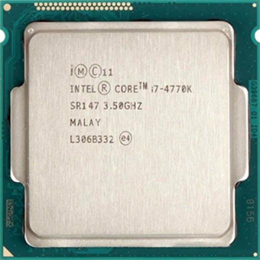 Процессор INTEL Core™ i7 4770K tray