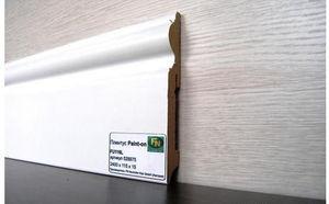 Плінтус FN Neuhofer Holz PAINT-ON MDF FU116L (115x15x2400)