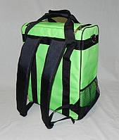 Термо рюкзак зеленый