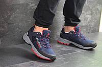 Мужские кроссовки темно синие Columbia Montrail 7492