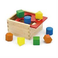 Сортер Viga Toys Формы (50844)
