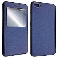 Чехол-книжка DK-Case на силиконе для Xiaomi Redmi Note 5A  (dark blue)