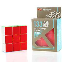 Кубик головоломка YongJun 1x3x3, в коробці, фото 1