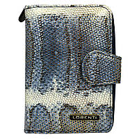 Женский кожаный кошелек Lorenti 76115-SK Blue