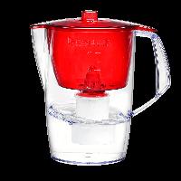 Фильтр для воды кувшин Барьер Норма Рубин красный
