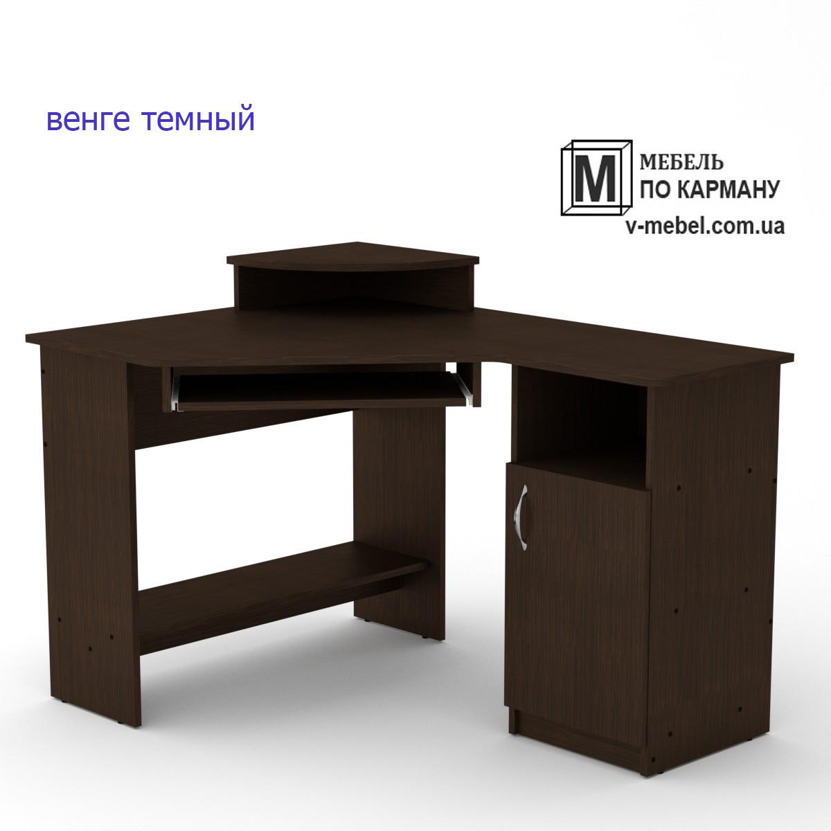Стол компьютерный угловой правая тумба (СУ-1)