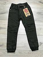 Катоновые брюки для мальчиков. 110 рост.