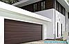 Ворота розмір 2500х2250 гаражні M-гофр Woodgrain/Decocolor Hormann
