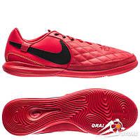 Футзалки Nike Tiempo Lunar LegendX 7 Pro 10R IC Red/Black