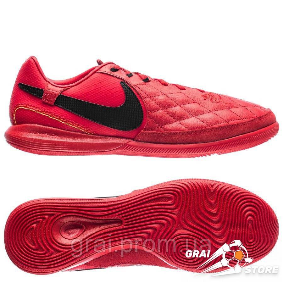 438ca996 Футзалки Nike Tiempo Lunar LegendX 7 Pro 10R IC Red/Black - Интернет  магазин Грай