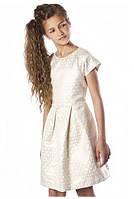 Платье To Be Too TF17170 128 см Золотистое