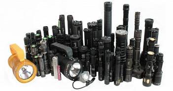 LED светодиодные фонарики