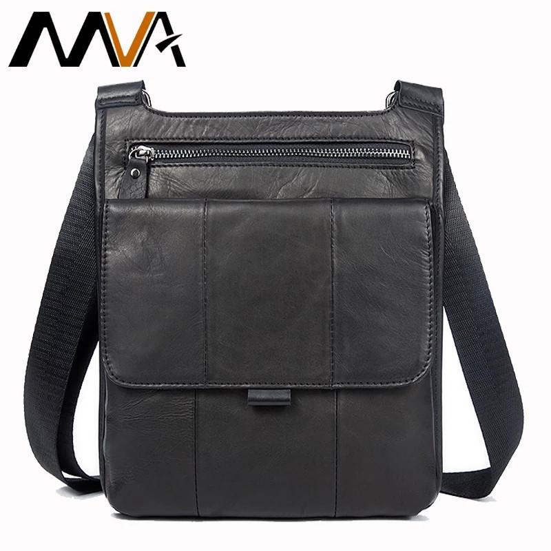 0fd5e3785319 Мужская сумка из натуральной кожи MVA, цена 1 200 грн., купить ...