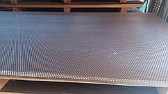Нержавеющий лист PA Rv2-3,5/1,5/1000x2000 круглые отверстия